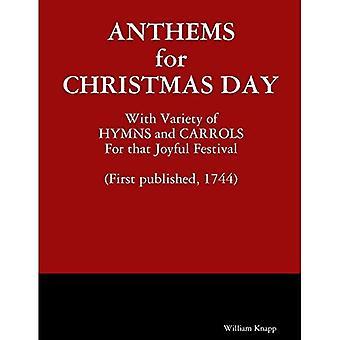 Anthems voor Kerstdag