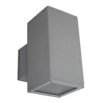 Afrodita G12 mur luminaire gris - Leds-C4 05-9369-34-37