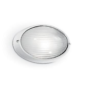 Mike grande muro bianco luce - Ideal Lux 66882
