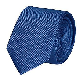 Slips Tie Ties Binder 6cm Niebieski Ciemnoniebieski Wzorzysty Fabio Farini
