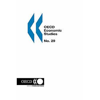 OECD Economic Studies N29 Volume 1997 numéro 2 par la publication de l'OCDE