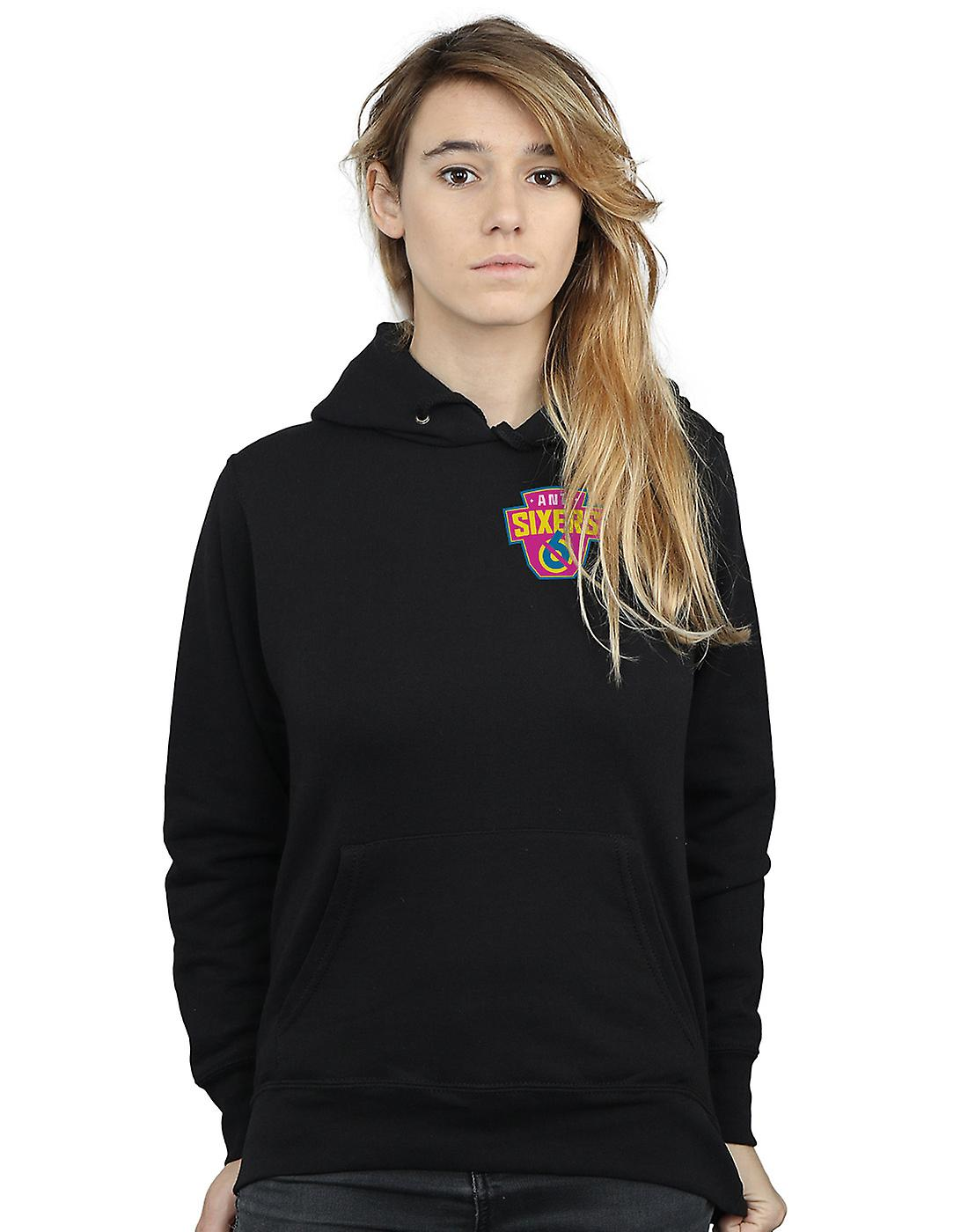 Ready Player One Women's Anti Sixers Breast Logo Hoodie