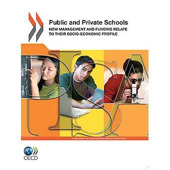 Pisa openbare en bijzondere scholen hoe beheer en de financiering zich verhouden tot hun sociaal-economische profiel door OESO Publishing