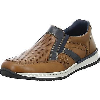 Rieker B5160 B516025 uniwersalne letnie buty męskie