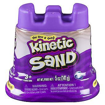 Kinetic Sand enkelt Container lilla bygge-Kit