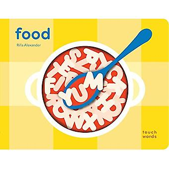 TouchWords: Food [Board book]