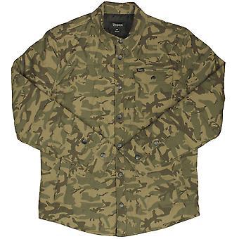 Brixton Cass Jacket Camo