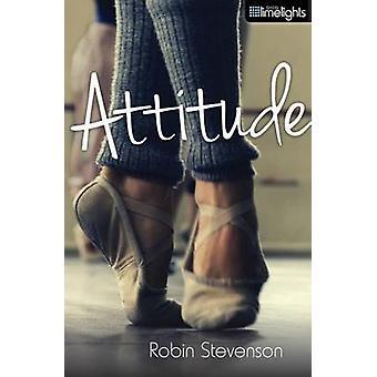 Attitude by Robin Stevenson - 9781459803824 Book