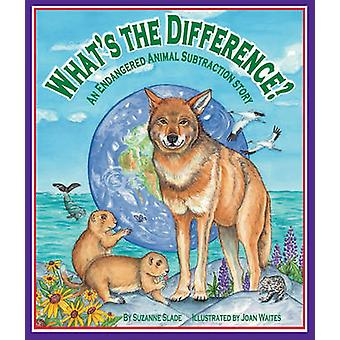 What's the Difference? - An Endangered Animal Subtraction Story by Suz