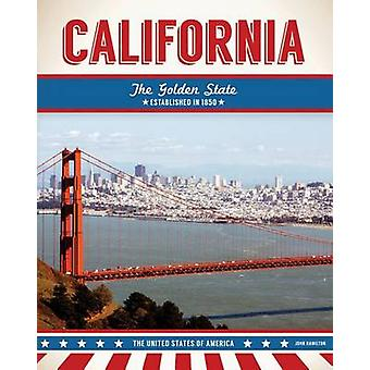 California by John Hamilton - 9781680783070 Book