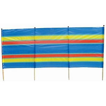 4 pole Fabric Wind breaker strand have picnic udendørs Camping fiskeri lille