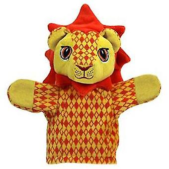 Hand Puppet - My Second - Lion Soft Doll Plush PC009610