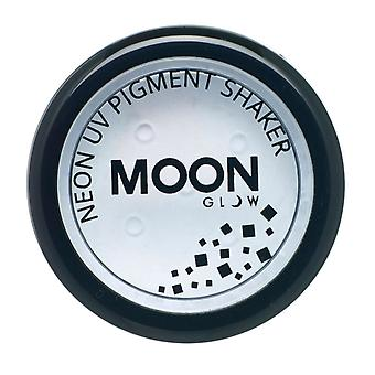 Moon Glow-Neon UV Pigment shaker 5G-valkoinen