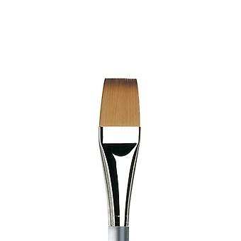 Winsor et Newton Series 777 Cotman Water Colour One Stroke Brush 19mm - 3/4 'quot; (CLEAR HANDLE)