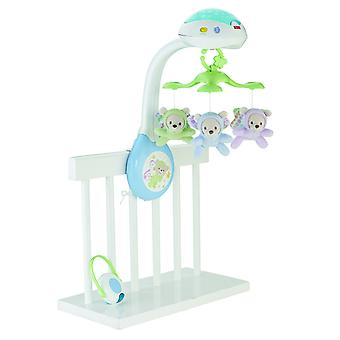 Fisher-Price Butterfly Dreams projektio Mobile