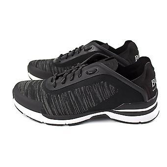 Hugo Boss Velocity Run Chaussures Tricot Gris