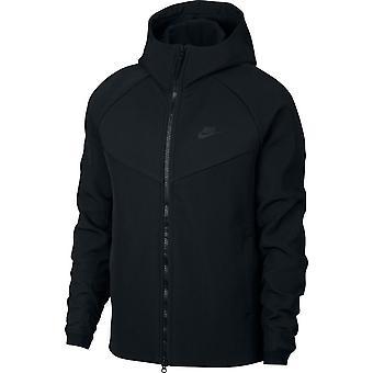 נייקי טק חבילת ז'קט מסלול ארוגים 928551010 אוניברסלי כל השנה גברים מעילים