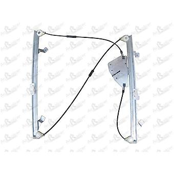 Front RH Electric Window Reg (W/omotor) for Mercedes CITAN Mixto (415), 2012-