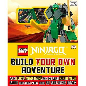 Lego Ninjago - Build Your Own Adventure by DK Publishing - DK - 978146
