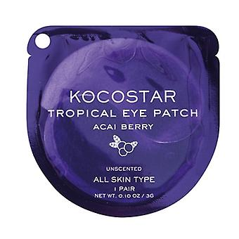 Kocostar Acai Berry Hydratant sous Eye Patch - 1 paire