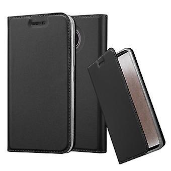 Cadorabo Case för Motorola MOTO G5S fodral Cover-telefon fodral med magnetstängning, stand-funktion och kort Case-fodral fodral fodral fall fodral fall Bokvikning stil