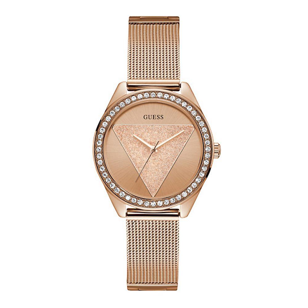 Guess Tri Glitz W1142L4 Women's Watch