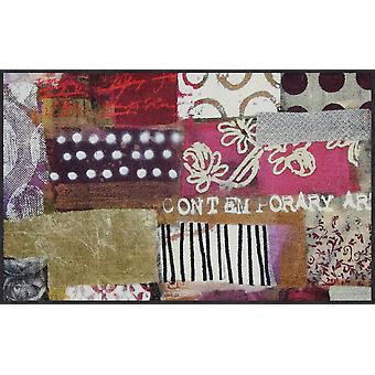 Salonloewe Relax doormat washable 75 x 120 cm Clean Running mat