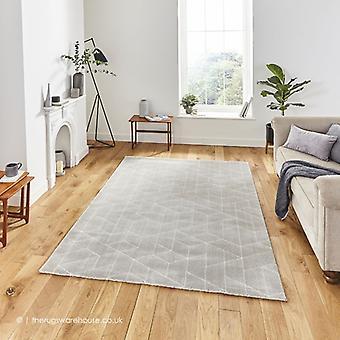 Tracks grijs tapijt