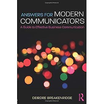 Antworten für moderne Kommunikatoren: ein Leitfaden für effektive Business-Kommunikation