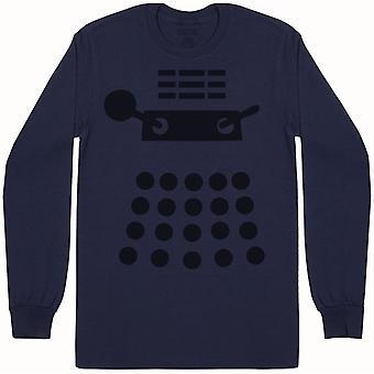 Dalek - Mens Long Sleeve T-Shirt