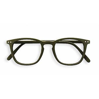 IZIPIZI #e Khaki Reading Glasses