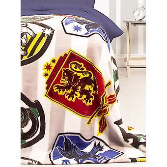 Fleece přikrývka Harryho Pottera