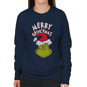 The Grinch Merry Grinchmas Women's Sweatshirt
