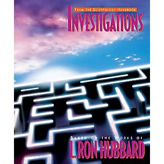 Investigations by L Ron Hubbard