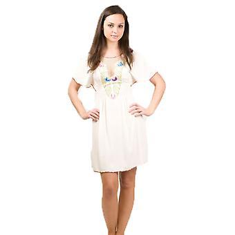 Sugarhill Boutique Garden Dress Cream M / UK 12