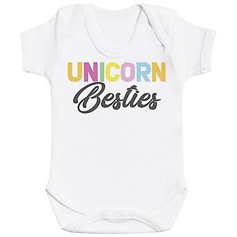 Unicorn Besties - Matching Set - Baby Bodysuit & Mum T-Shirt