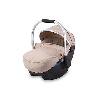 Lorelli baby carrier Rimini group 0+ (0-13 kg), soft pillow, foot cover