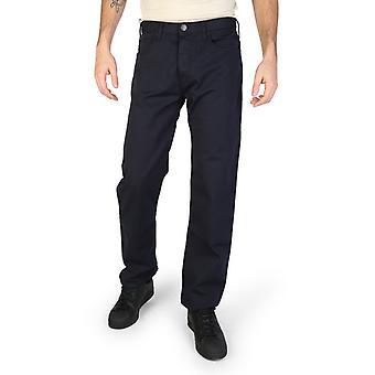 Emporio armani men's jean, blue