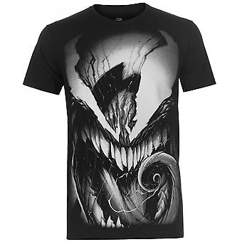 Character Mens Marvel T Shirt Short Sleeve Crew Neck T-Shirt Tee Top
