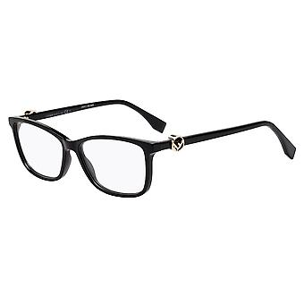 Fendi Signature-F Is FF0331 807 Black Glasses