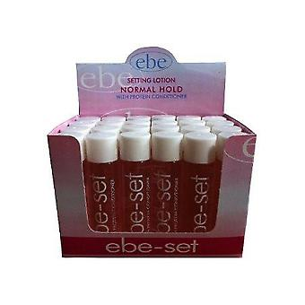 Ebe set with protein normal hold pink 24 x 20ml