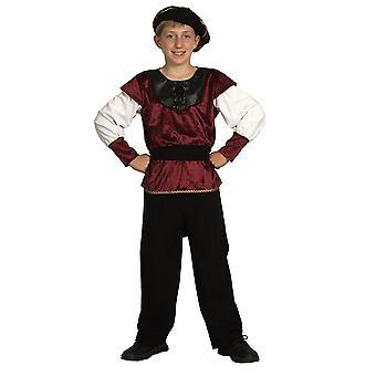 Bnov Renaissance Prince Costume