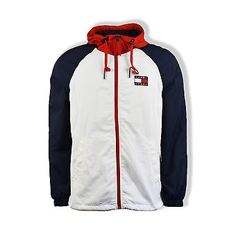 Tommy Jeans Colourblock Zip-Thru Jacket (Multi)