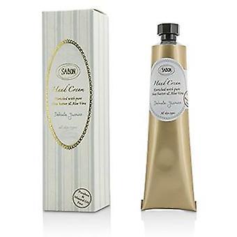 Crema de manos Sabon - Jazmín Delicado (tubo) - 50ml/1.66oz