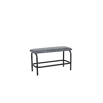 Light & Living Bench 88x34x49cm Mokas Antik Grey