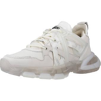Bronx Shoes Sport / Zapatillas Bronx 70-street Color Offwhite