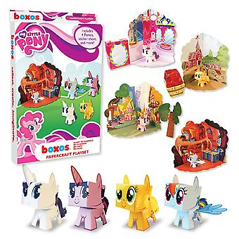 My Little Pony Papercraft Activity Set