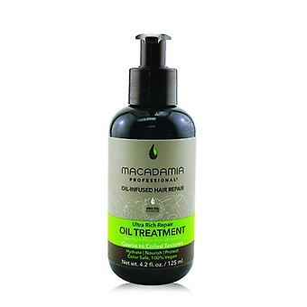 Macadamia Natural Oil Professional Ultra Rich Repair Oil Treatment (coarse To Coiled Textures) - 125ml/4.2oz