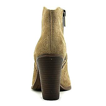 Vince Camuto Womens Franell Suede Almond Toe Ankle Fashion Boots