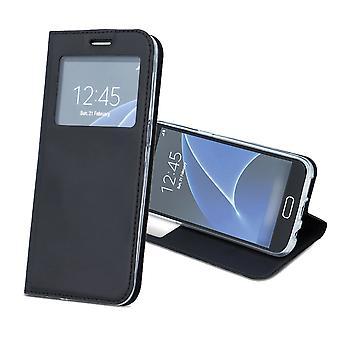 Huawei P30 - Smart Look Flip Sag - Sort